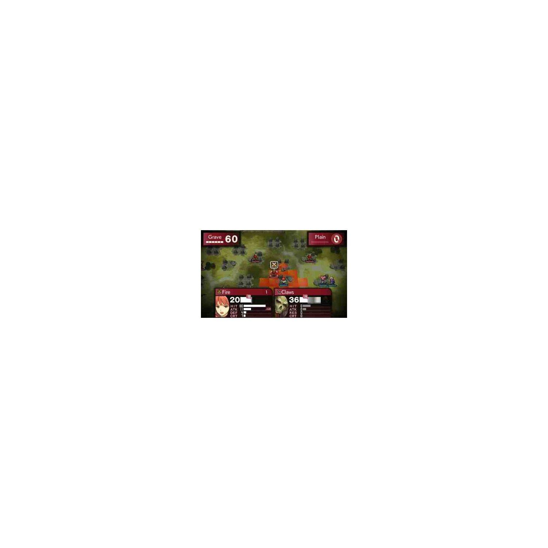 Gra Nintendo 3ds Fire Emblem Echoes Shadows Of Valentia Gry 3dsfire Shadow