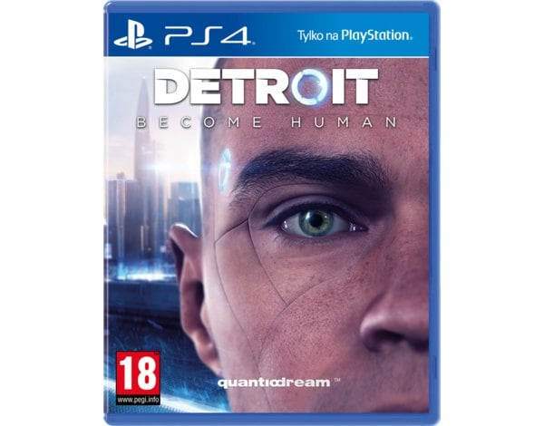 Gra PS4 Detroit: Become Human