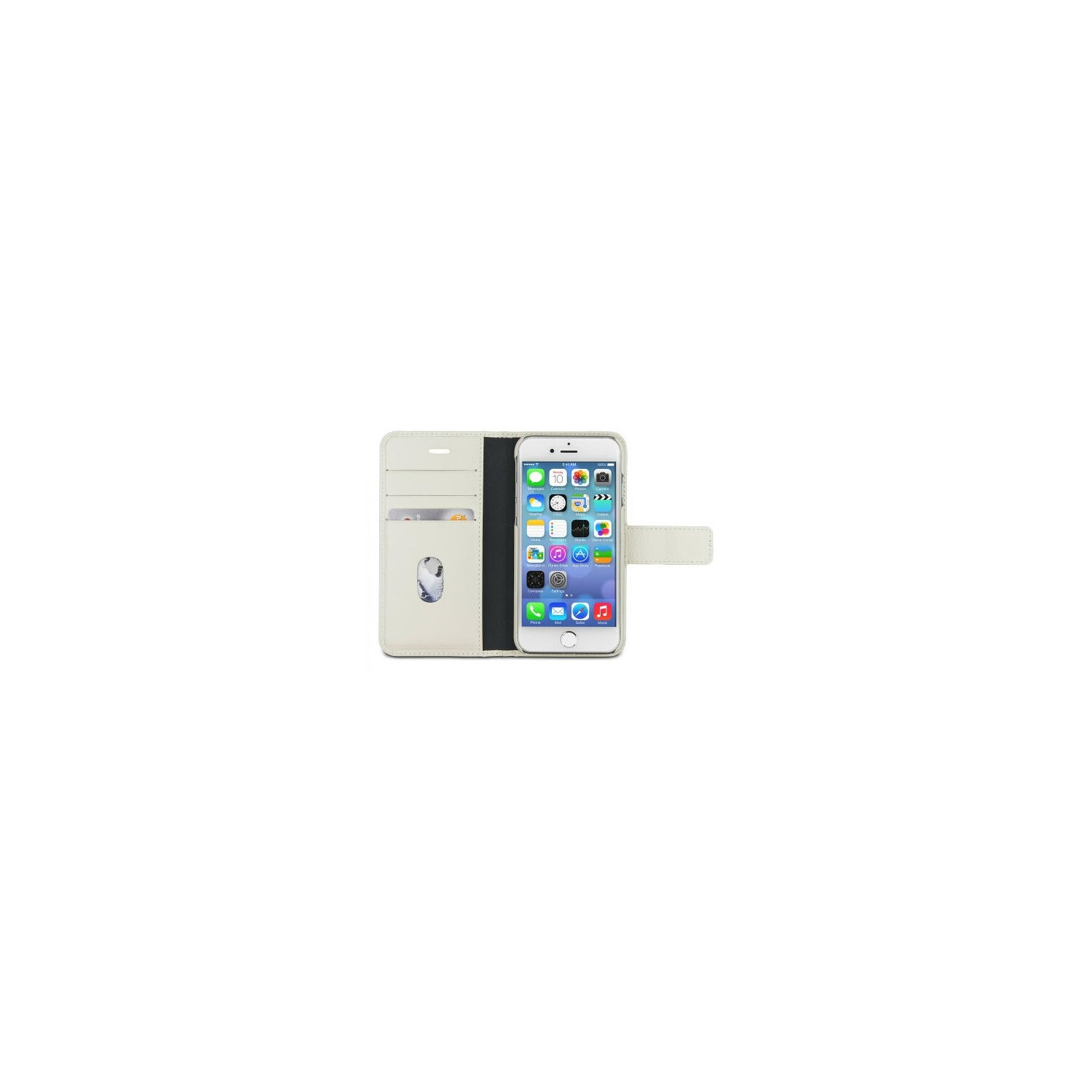 Etui DBRAMANTE1928 Copenhagen 2 do iPhone 7 Antique White