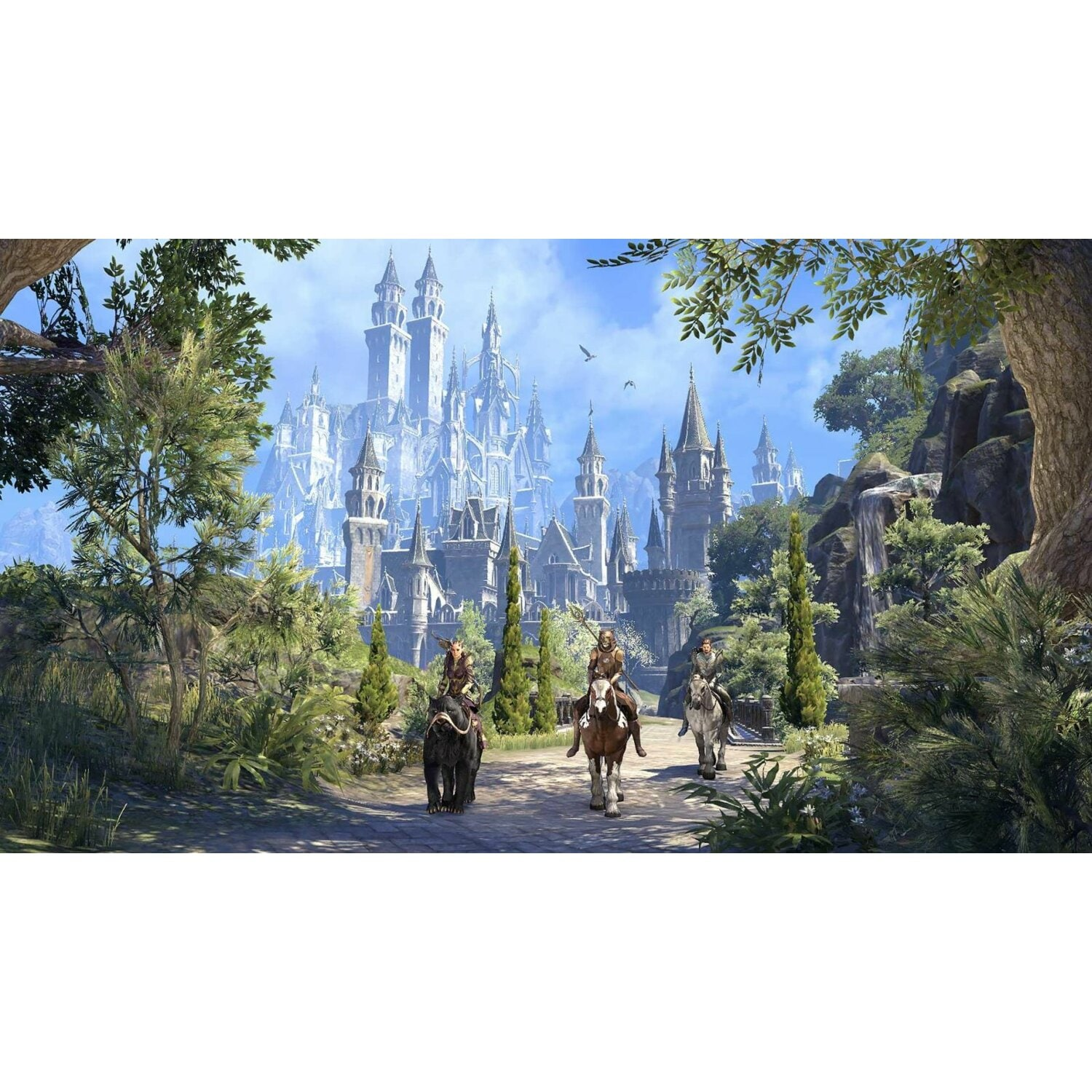 Gra Xbox One The Elder Scrolls Online: Summerset