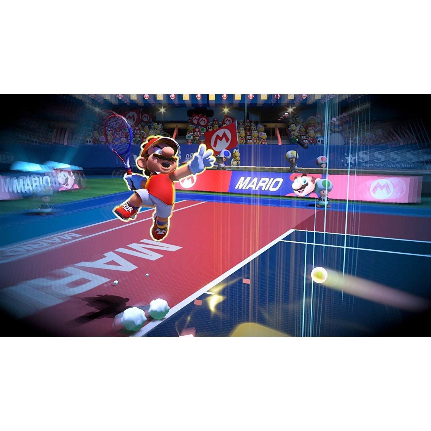 Gra Nintendo Switch Mario Tennis Aces