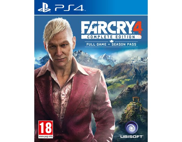 Gra PS4 Far Cry 4 Complete Edition