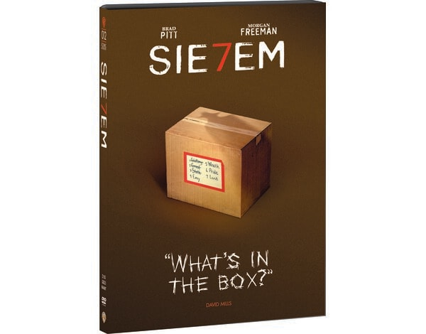 Siedem (DVD) Iconic Moments