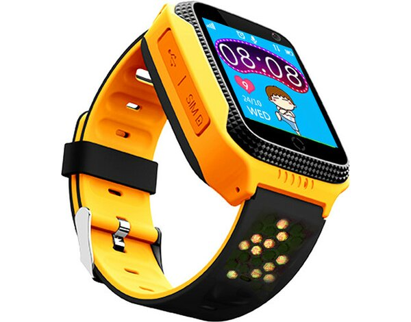 SmartWatch GARETT Kids Cool Żółty