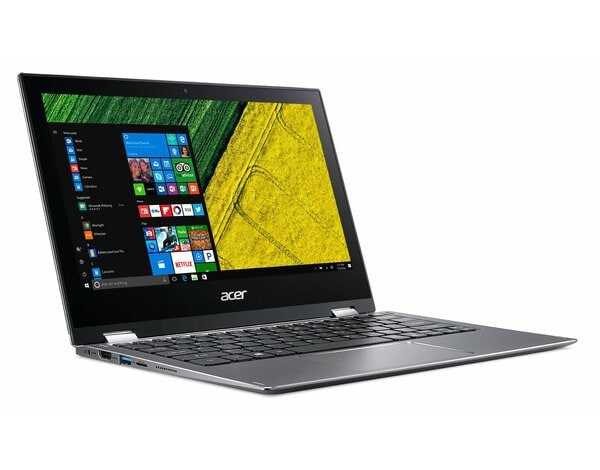 Laptop ACER Spin 1 SP111-32N N3350/4GB/SSD64GB/Win10 + pióro