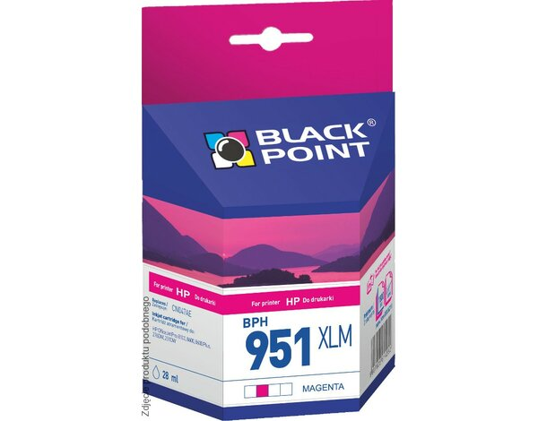 Tusz BLACK POINT BPH951XLM