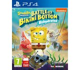 Gra PS4 Spongebob SquarePants: Battle for Bikini Bottom – Rehydrated