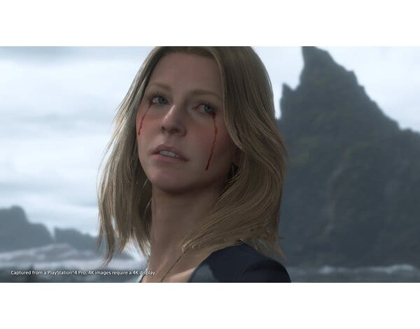 Gra PS4 Death Stranding
