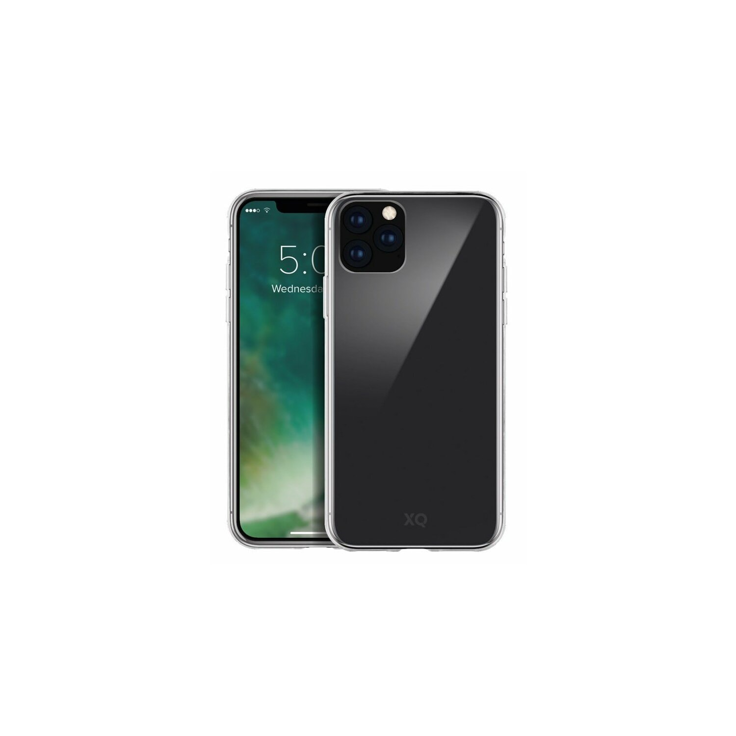 Etui na smartfon XQISIT Phantom do Apple iPhone 11 Pro Max Przezroczysty 36720