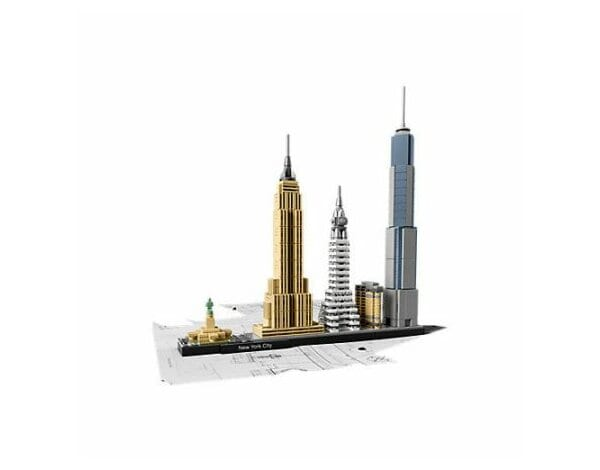 Klocki LEGO Architecture New York City 21028