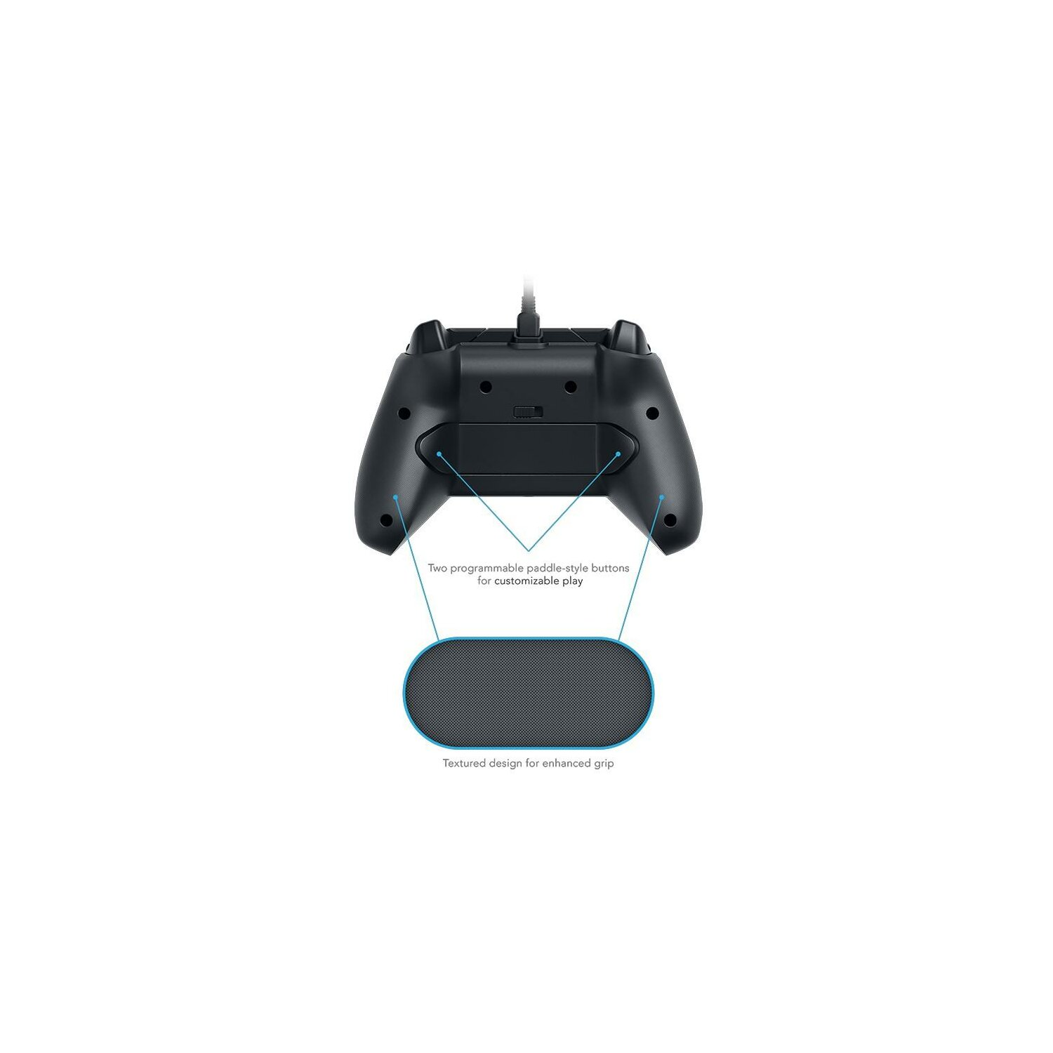 Kontroler PDP Deluxe Camo Black do Xbox One