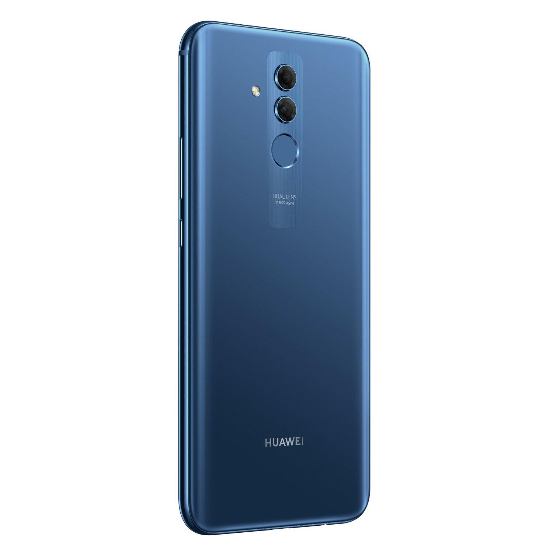Smartfon HUAWEI Mate 20 Lite Niebieski - Smartfony
