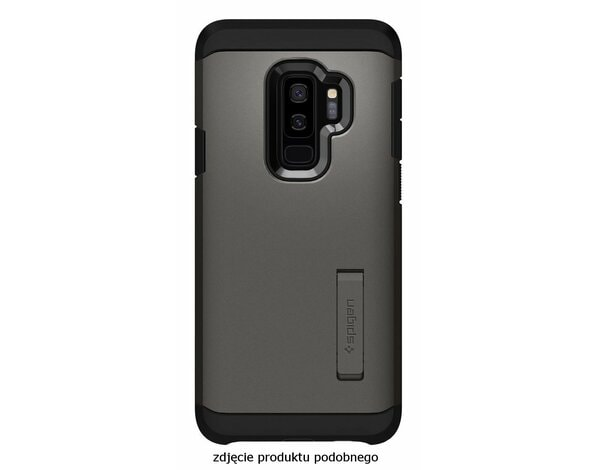 Etui SPIGEN Tough Armor do Samsung Galaxy A71 Stalowy
