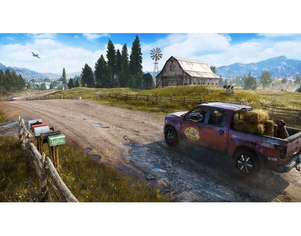 Gra Xbox One Far Cry 5 The Father Edition