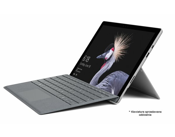 Laptop 2w1 MICROSOFT Surface Pro i5-7300U/8GB/256GB SSD/HD620/Win10Pro