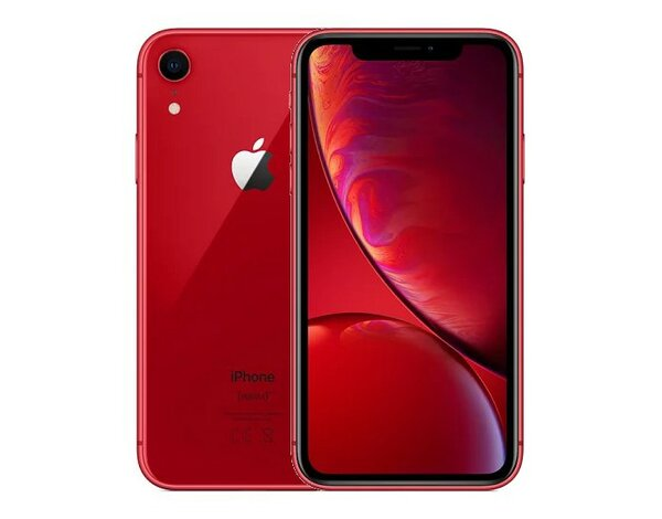 Smartfon APPLE iPhone XR 64GB (PRODUCT)RED MRY62PM/A