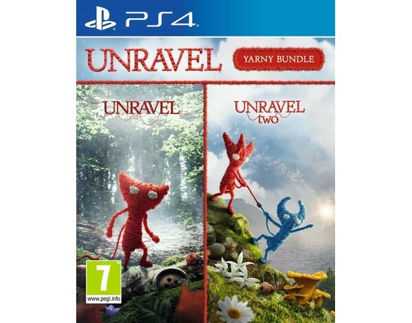 Gra PS4 Unravel Yarny Bundle
