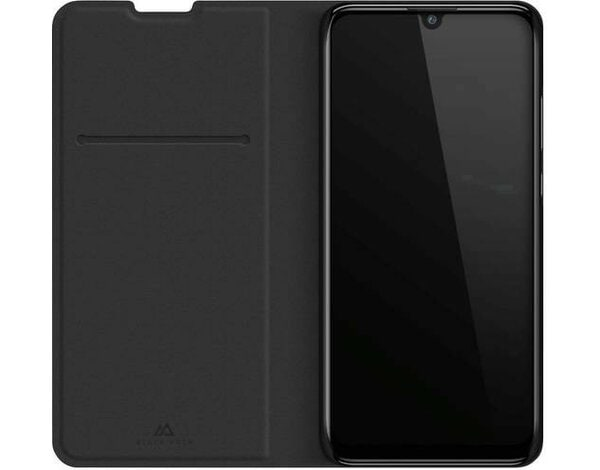 Etui BLACK ROCK Flex Carbon do Huawei P Smart 2019 Czarny
