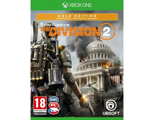 Gra Xbox One Tom Clancy's The Division 2 Edycja Gold