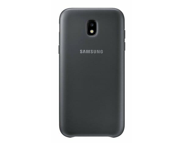 Etui SAMSUNG Dual Layer Cover do Galaxy J5 (2017) Czarny EF-PJ530CBEGWW