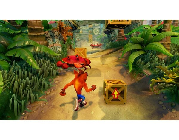 Gra PC Crash Bandicoot N. Sane Trilogy