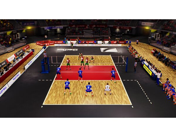Gra PS4 SPIKE Volleyball