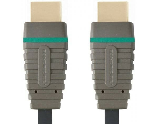 Kabel BANDRIDGE HDMI - HDMI 1.4 2m