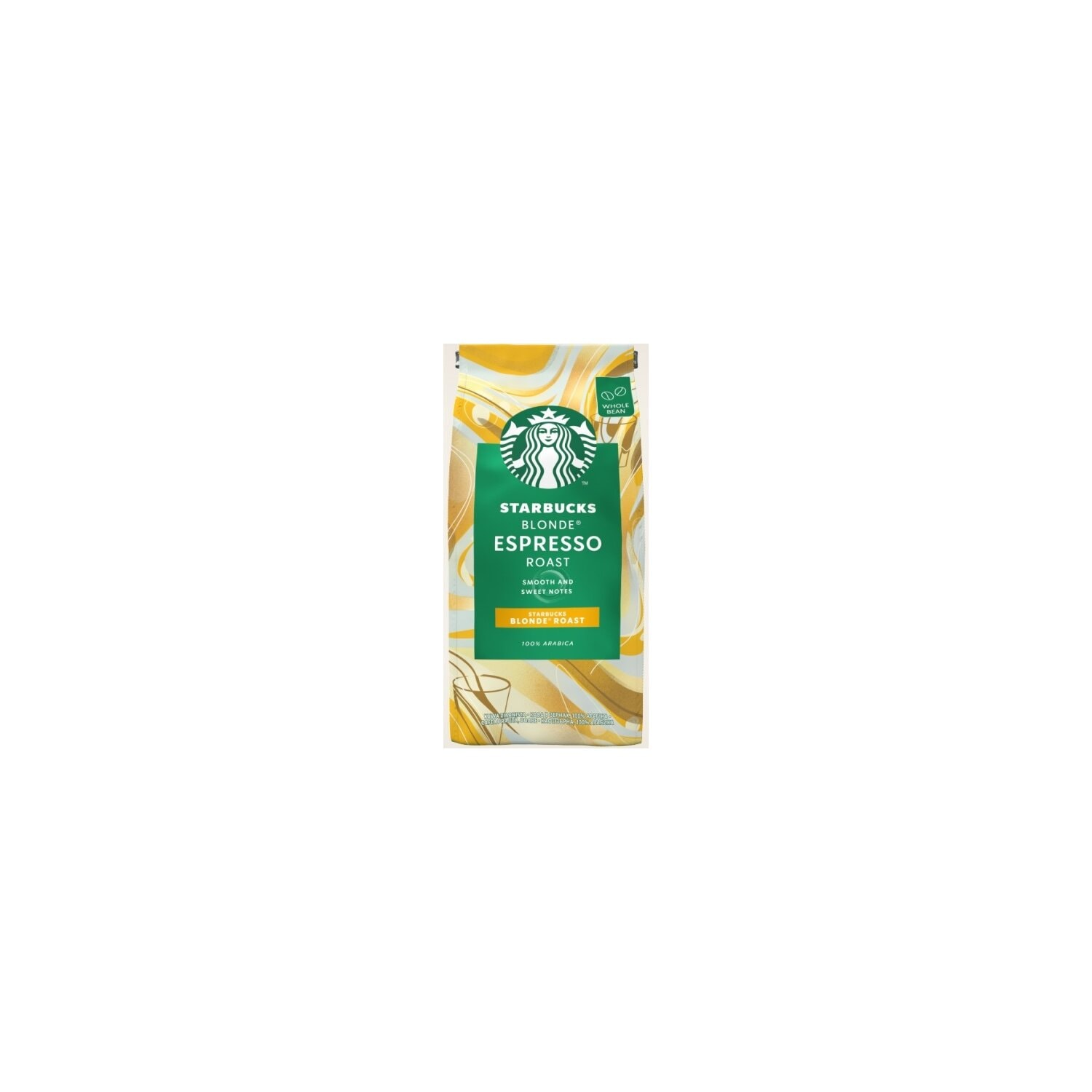 Kawa STARBUCKS Blonde Espresso Roast 200g