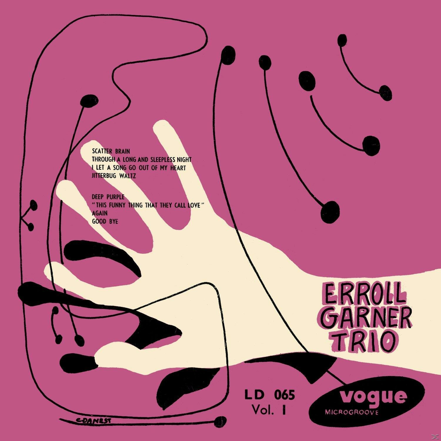 Erroll Garner Trio Vol.1
