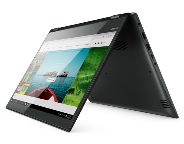 Laptop LENOVO Yoga 520-14IKBR 81C800J1PB i3-8130U/4GB/256GB SSD/INT/Win10H Onyx Black