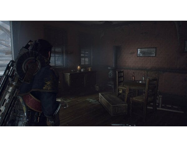 Gra PS4 The Order 1886
