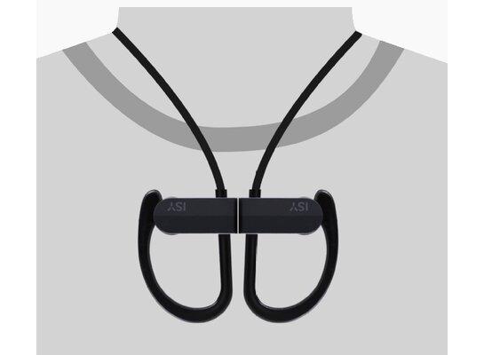Słuchawki bezprzewodowe ISY IBH 3500 BK Czarny