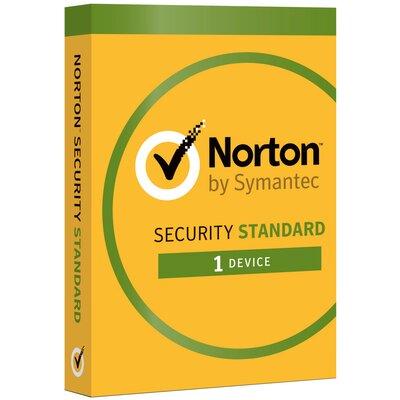 Norton Security Standard (1 urządzenie, 1 rok) Program APN PROMISE